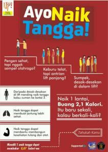 Ayo Naik Tangga! - FISIP - Ilmu Komunikasi - Universitas Brawijaya 2014